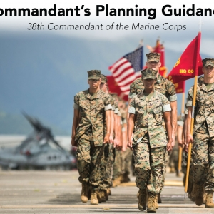 38th Commandant's Planning Guidance 2019