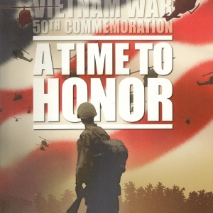 Complimentary Vietnam War 50th commemorative book available across Texas