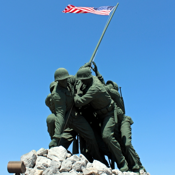 Department Members Invited to 75th Anniversary Iwo Jima Memorial Parade